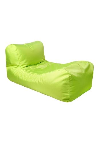 doob green SPLOOSH ALFRESCO - outdoor doob bean bag recliner (Apple Green) 52A1EHLFA42BF1GS_1