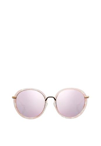 Carin pink Elva C2 Sunglasses E6FD7GL999A1E9GS_1