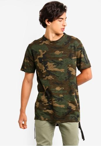 Flesh IMP 多色 品牌刺繡T恤 E8861AABC14068GS_1