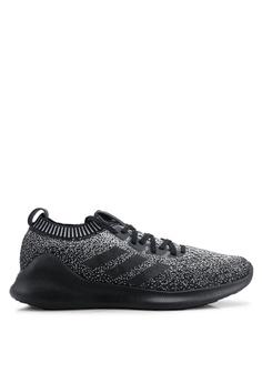 229085074569 adidas white adidas performance purebounce+ sneakers 8C27DSHACD362EGS 1