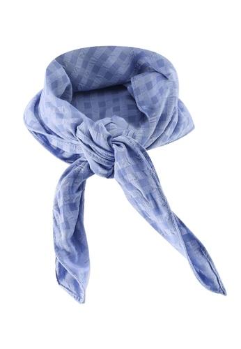 Rubi blue Soho Bandana 264B8AC1ED15B2GS_1