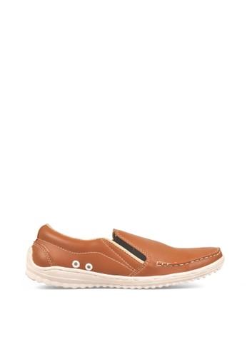 CBR SIX brown CBR SIX Loafers CB927SH86YDLID_1