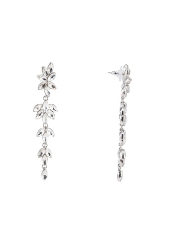 7b87529c7 Buy Forever New Selena Jewelled Drop Earrings Online on ZALORA Singapore