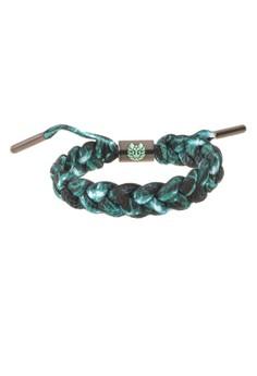 Borealis Shoelace Bracelet