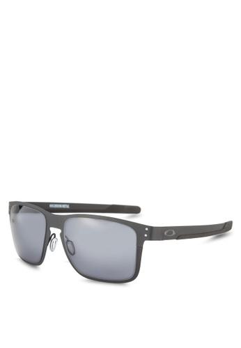 Oakley black Performance Lifestyle OO4123 Sunglasses OA636GL19GQMMY_1
