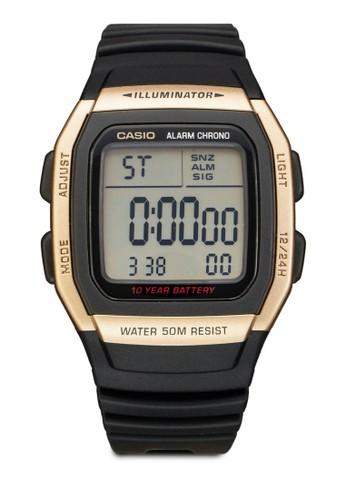 W-96H-9AVDF 樹esprit鞋子脂電子男錶, 錶類, 飾品配件