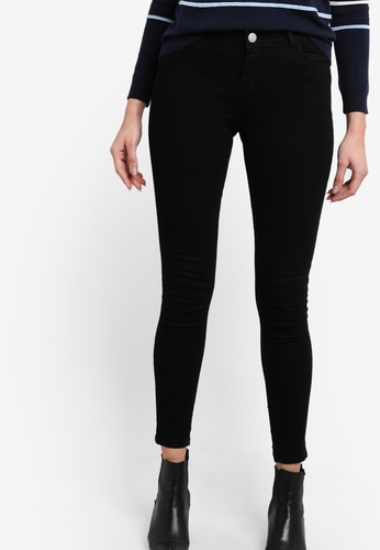 Dorothy Perkins black S: Black Skinny Jeans DO816AA00NNFMY_1