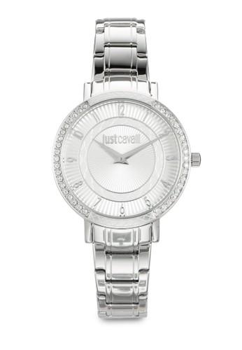 R7253527503 Jc Hesprit 兼職our 不銹鋼圓錶, 錶類, 飾品配件