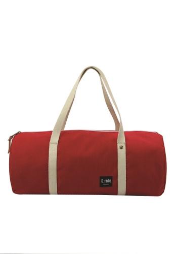 G.ride red Clement Duffle Bag GR478AC0GKSOSG_1