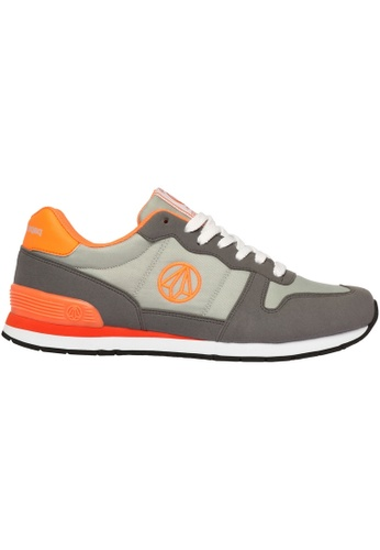 paperplanes grey Paperplanes-1347 Casual Suede Leather Low Top Sneakers Shoes US Women Size PA355SH91PJCSG_1