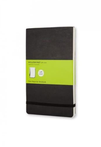 Moleskine black Classic Notebooks Plain Soft Black Pocket A7F9FHL66AF292GS_1