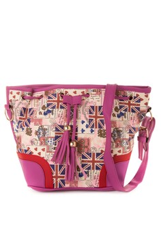 Princess Di Bucket Bag