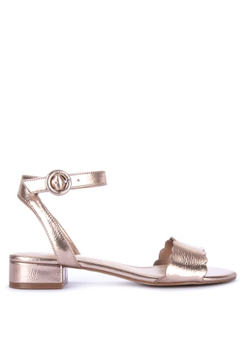 ALDO gold Mirendawen Sandals 37365SHD38D728GS_1