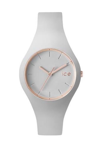 Ice Glam esprit香港門市矽膠小圓錶, 錶類, 飾品配件
