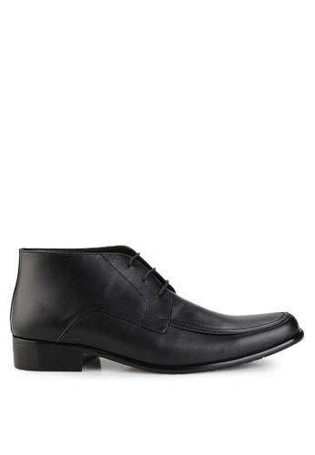 Pakalolo Boots black Casual Lace Boots PA409SH0UXAKID_1