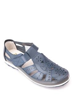 Molly Flat Sandals
