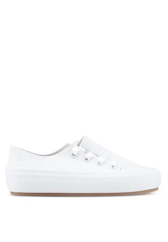 Melissa 白色 Melissa Ulitsa Ad 運動鞋 2855ASH6D350B7GS_1
