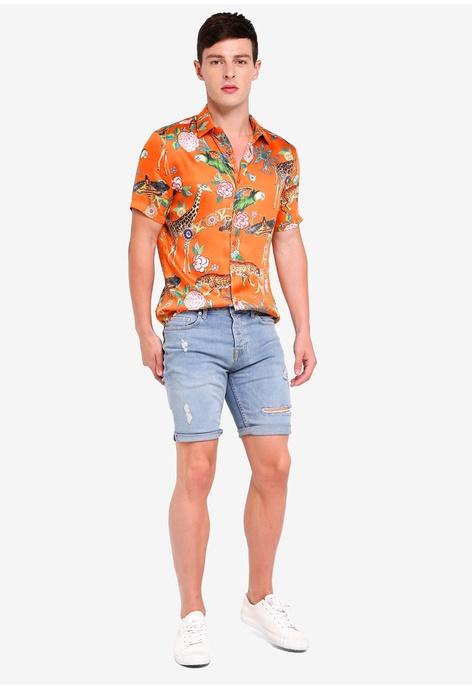 7284ad5354 Buy Topman Men Shorts Online