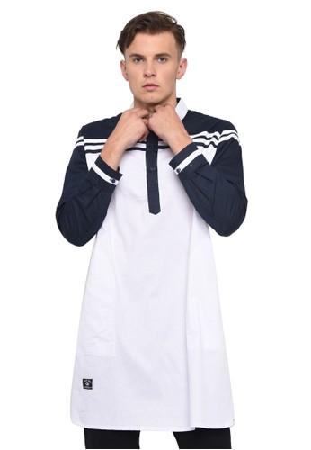 Java Seven Muslimwear black CBR SIX KURTA PRIA [MNC 975] - Hitam 3FEA0AA09450DEGS_1