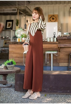 a08f70988b99 10% OFF Tokichoi Oversized Pinafore Jumpsuit S  39.90 NOW S  35.90 Sizes S M