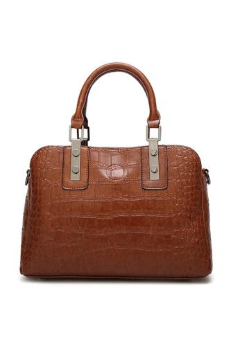Lara brown Women Medium Top-Handle Crossbody Bag 50905AC5DFEF45GS_1