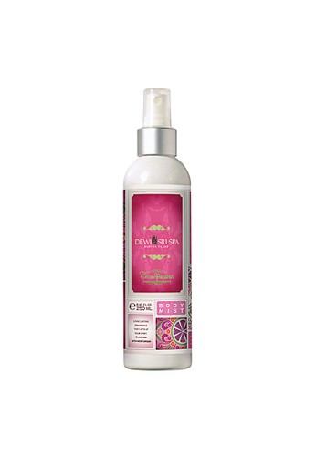 Dewi Sri Spa white DEWI SRI SPA CITRUS PARADISI BODY MIST 4545CBE5900EFCGS_1