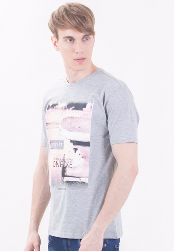 Drum Graphic Tee-HGY DR425AA40RZVMY_1