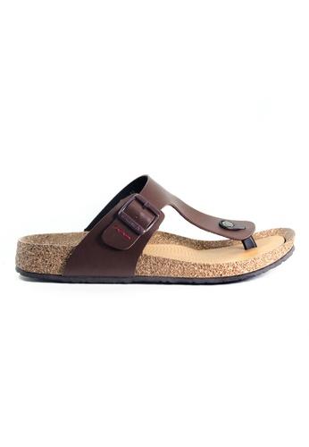 G-wingx brown G-Wingx Men Sandal 08299SH8917451GS_1