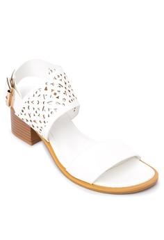 Alexa Heel Sandals