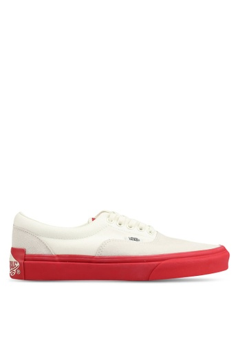 VANS white Era Year of The Pig Sneakers 3177CSHDED8B16GS_1
