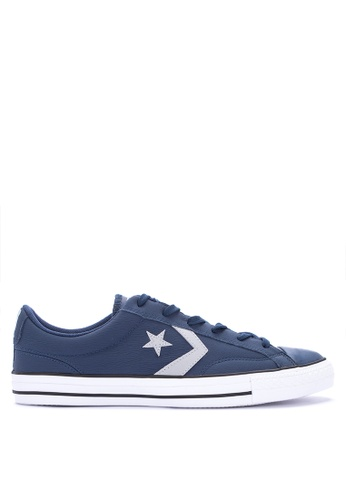 543436769deb18 Shop Converse Star Player Gameday Leather Sneakers Online on ZALORA  Philippines