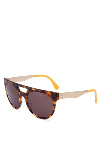 Versace brown Versace VE4339A Sunglasses 73092GL26832A5GS_1
