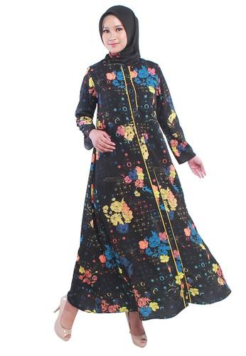 ZOYA black Dominica Dress ZOYA 7E284AAE2B18C2GS_1