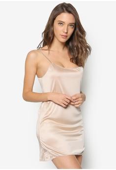 Impression beige Nude Innerslip Nightwear IM679AA66NHXMY 1 43548e3a4