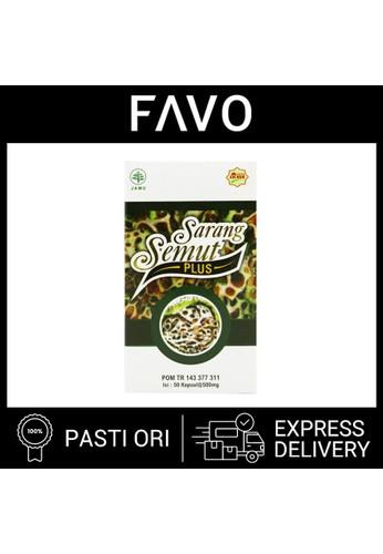 Sarang Semut Plus Penambah Stamina Pria Sarang Semut Plus Suplemen Kesehatan - 50 Kapsul C7E96ES0654492GS_1