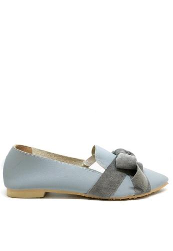Twenty Eight Shoes blue Vintages Smoking Slipper 661-59 B6C3BSH0C92240GS_1