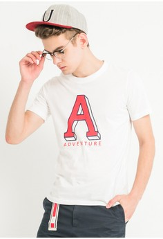 A For Adventure Tee