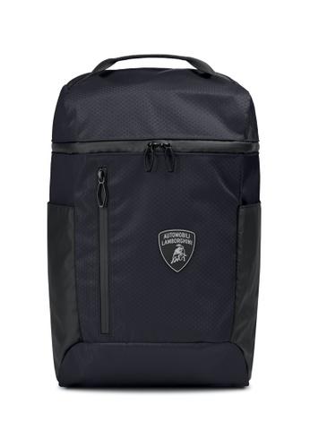Lamborghini blue Automobili Lamborghini® Galleria Blue Backpack CFA97AC1CEFAC9GS_1