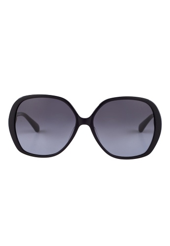 Kate Spade black Kate Spade Atalina Black Sunglasses WR790 KA433AC55JSUMY_1