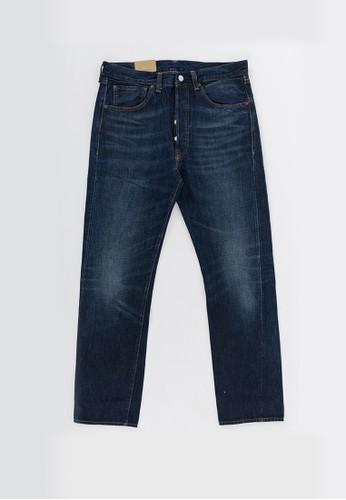 Levi's blue Levi's 1947 501 Jeans Earthquake (47501-0176) 2F253AAEF1DEEAGS_1