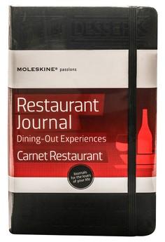 Large Passion Restaurant Journal
