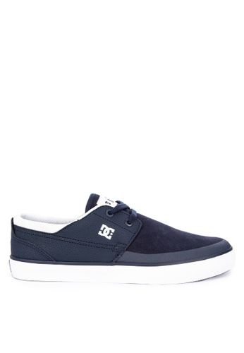 DC navy Wes Kremer Shoes E66ACSH60ACD14GS_1