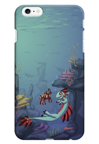 Wonder Cover multi Bakunawa and Leo Glossy Hard Case for iPhone 6 WO617AC83PCEPH_1