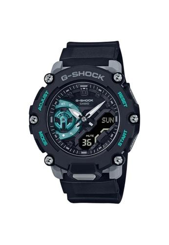 Casio black CASIO G-SHOCK GA-2200M-1ADR MEN'S WATCH 11FC7ACFAE2B13GS_1