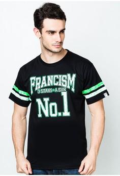 Athletic No.1 T-shirt