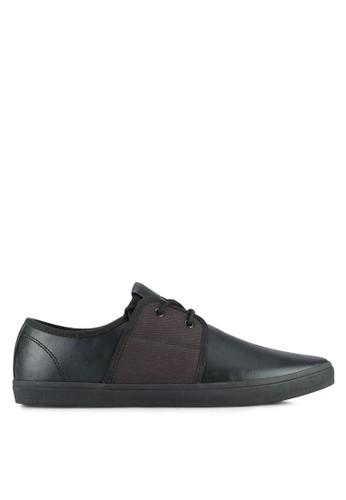 ALDO black Oswy-R Sneakers AL087SH0RTO1MY_1