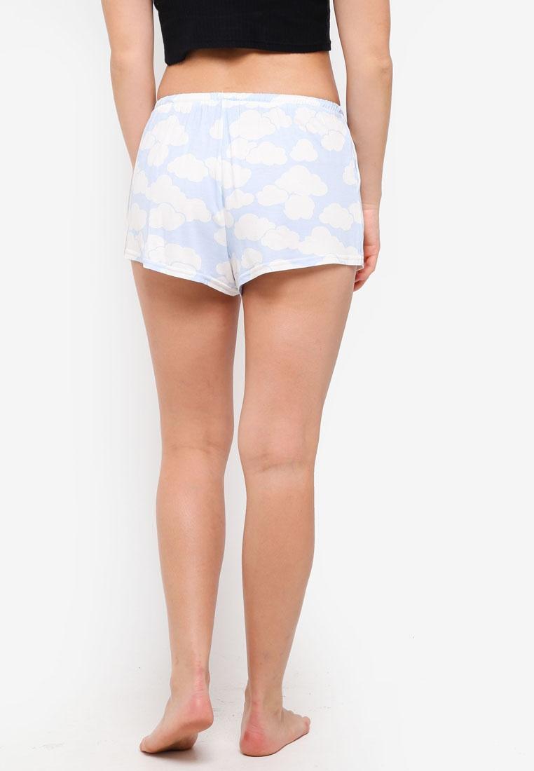 Undiz Bottom Nightwear Nightwear Undiz White White Bottom Nightwear Undiz RBCwPqC