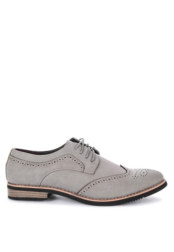 Preview grey Palos Formal Shoes C5322SH232FF8AGS_1