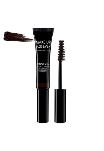 MAKE UP FOR EVER brown Brow gel 6ml #45 581E7BEC38C835GS_1