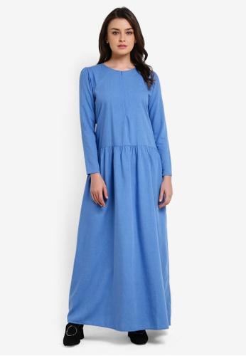 Najjah blue Summer Dress NA225AA0RBQ8MY_1
